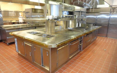 Commercial Kitchen Consulting, LLC Wins 1st Place in Montague Suite Challenge – Clubs Segment