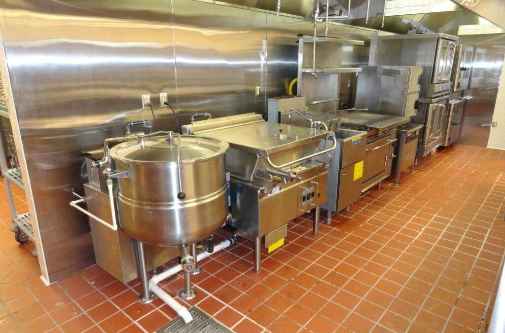 Commercial Kitchen Equipment Energy Saving Tips